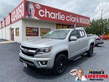 2018_Chevrolet_Colorado_LT_ Harlingen TX