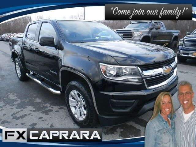 2018 Chevrolet Colorado LT Watertown NY