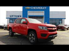 2018_Chevrolet_Colorado_Work Truck_ Milwaukee and Slinger WI