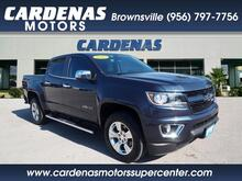 2018_Chevrolet_Colorado_Z71_ Brownsville TX