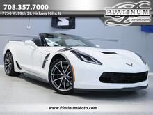 2018_Chevrolet_Corvette Grand Sport 3LT_1 Owner Heritage Pkg Auto HUD Nav Loaded MSRP $84,350_ Hickory Hills IL