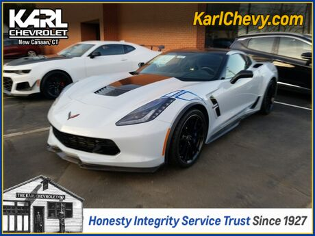 2018 Chevrolet Corvette Grand Sport 3LT New Canaan CT