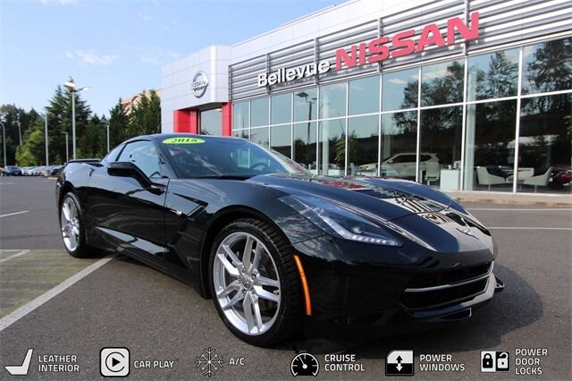 2018 Chevrolet Corvette Stingray Bellevue WA