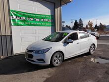 2018_Chevrolet_Cruze_LS Auto_ Spokane Valley WA