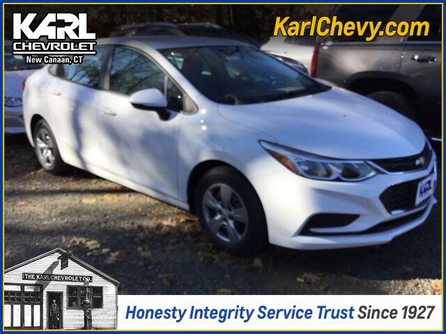 2018 Chevrolet Cruze LS New Canaan CT