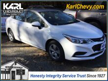 2018_Chevrolet_Cruze_LS_ New Canaan CT