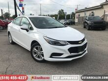 2018_Chevrolet_Cruze_LT Auto   ONE OWNER   CAM   HEATED SEATS_ London ON