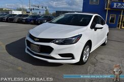 2018_Chevrolet_Cruze_LT / Automatic / Heated Seats / Bluetooth / Back Up Camera / Cruise Control / Aluminum Wheels / 40 MPG / 1-Owner_ Anchorage AK