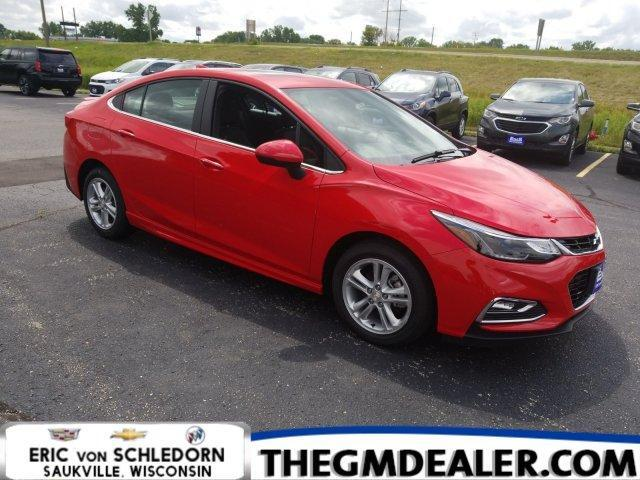 2018 Chevrolet Cruze LT Milwaukee WI