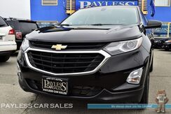 2018_Chevrolet_Equinox_1LT / AWD / Automatic / 1.5L Turbochaged / Power Driver's Seat / Bluetooth / Back Up Camara / 30 MPG / 1-Owner_ Anchorage AK