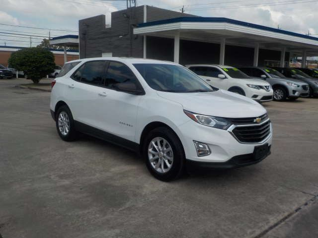 2018 Chevrolet Equinox LS 2WD Houston TX