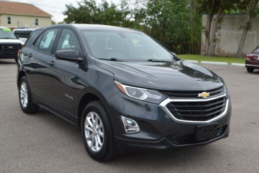 2018 Chevrolet Equinox LS AWD Houston TX