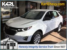 2018_Chevrolet_Equinox_LS_ New Canaan CT
