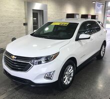 2018_Chevrolet_Equinox_LT_ Little Rock AR