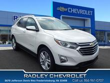 2018_Chevrolet_Equinox_Premier_ Northern VA DC