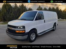 2018_Chevrolet_Express_2500 Cargo_ Salt Lake City UT