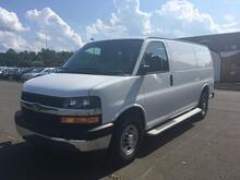 2018_Chevrolet_Express 2500_Work Van_ Oxford NC