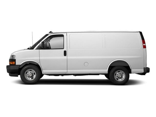 2018 Chevrolet Express Cargo Van Work Pa