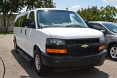 2018 Chevrolet Express LS 3500 Extended
