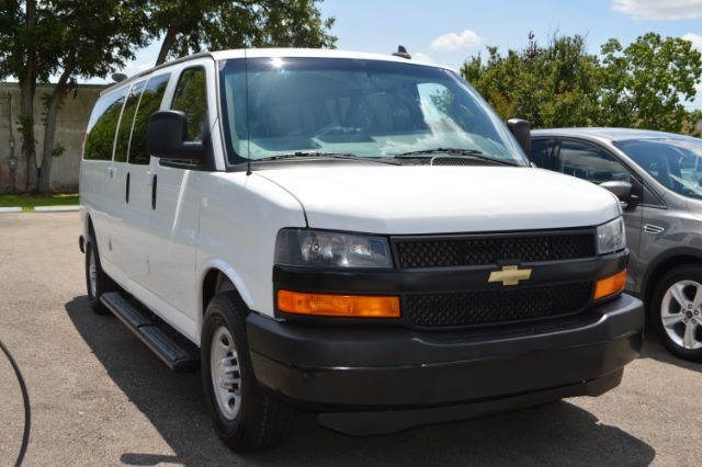 2018 Chevrolet Express LS 3500 Extended Houston TX