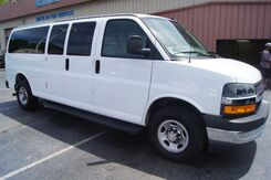 2018_Chevrolet_Express_LT 3500 Extended_ Charlotte NC