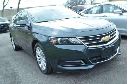 2018 Chevrolet Impala LT Houston TX