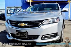2018_Chevrolet_Impala_LT / Power & Heated Leather Seats / Heated Steering Wheel / Panoramic Sunroof / Auto Start / Bluetooth / Back-Up Camera / 28 MPG_ Anchorage AK
