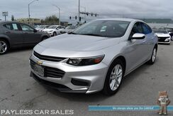 2018_Chevrolet_Malibu_LT / Turbocharged / Auto Start / Bluetooth / Back Up Camera / Power Driver's Seat / Cruise Control / Keyless Entry & Start / Aluminum Wheels / Only 9k Miles / 1-Owner_ Anchorage AK
