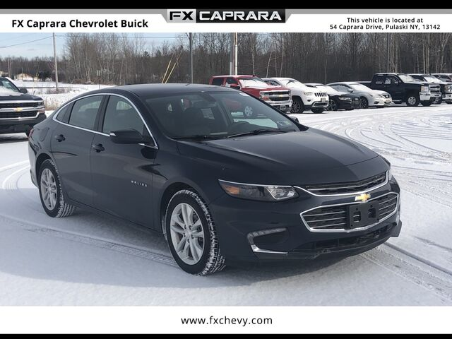 2018 Chevrolet Malibu LT Watertown NY
