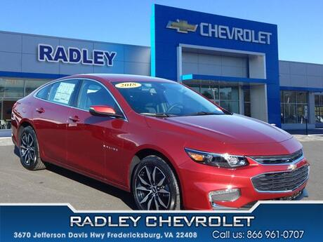 2018 Chevrolet Malibu LT Northern VA DC
