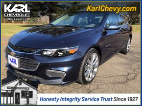 2018_Chevrolet_Malibu_Premier_ New Canaan CT