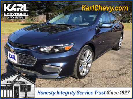 2018 Chevrolet Malibu Premier New Canaan CT