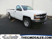 2018_Chevrolet_Silverado 1500_4WD WT Regular Cab Long Box_ Milwaukee WI