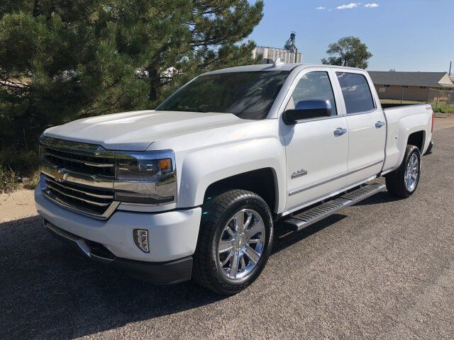2018 Chevrolet Silverado 1500 High Country Kimball NE ...