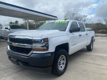 2018_Chevrolet_Silverado 1500_LS Crew Cab Short Box 4WD_ Houston TX