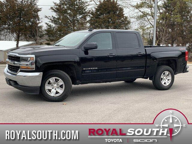 2018 Chevrolet Silverado 1500 LT Crew Cab Bloomington IN