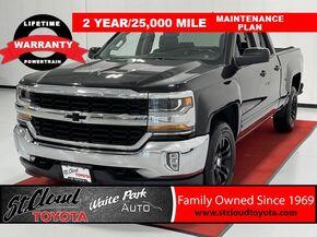 2018_Chevrolet_Silverado 1500_LT_ Waite Park MN