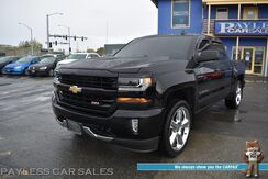 2018_Chevrolet_Silverado 1500_LT / Z71 Pkg / 4X4 / 5.3L V8 / Crew Cab / Auto Start / Heated Seats / Bose Speakers / Bluetooth / Back Up Camera / Cruise Control / Bed Liner / Tow Pkg / 22 MPG / 1-Owner_ Anchorage AK