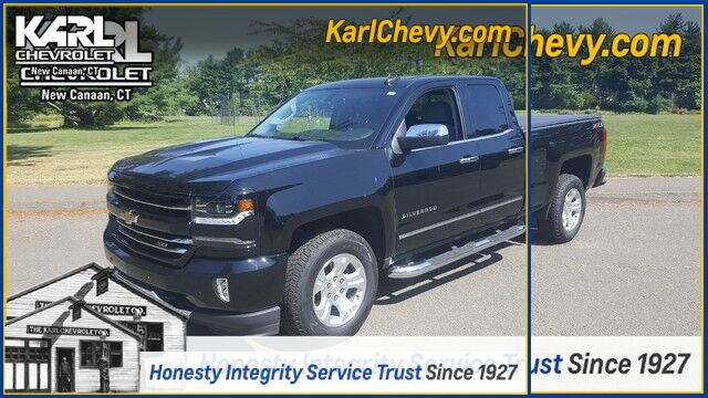 2018 Chevrolet Silverado 1500 LTZ New Canaan CT
