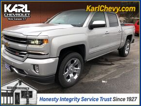 2018_Chevrolet_Silverado 1500_LTZ_ New Canaan CT