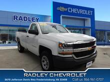 2018_Chevrolet_Silverado 1500_Work Truck_ Northern VA DC