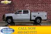 2018 Chevrolet Silverado 2500HD 4x4 Crew Cab LT Mechanic's Box