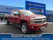 2018_Chevrolet_Silverado 2500HD_High Country_ Fredericksburg VA
