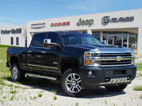 2018 Chevrolet Silverado 2500HD High Country West Point MS
