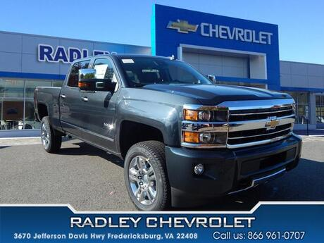 2018 Chevrolet Silverado 2500HD High Country Fredericksburg VA