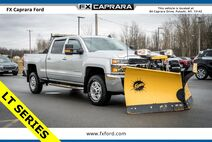 2018 Chevrolet Silverado 2500HD LT Watertown NY