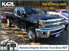 2018_Chevrolet_Silverado 2500HD_LT_ New Canaan CT
