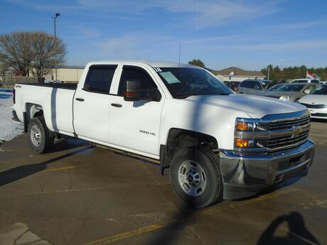 2018 Chevrolet Silverado 2500HD Work Truck Crew Cab Long Box 4WD Colby KS