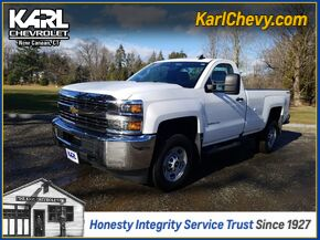 2018_Chevrolet_Silverado 2500HD_Work Truck_ New Canaan CT