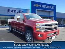 2018_Chevrolet_Silverado 3500HD_High Country_ Fredericksburg VA